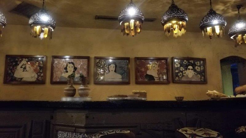 本格的なエジプト料理が楽しめるカイロのレストラン、アブー・エル・シド
