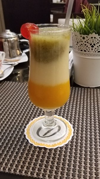 エジプト・アレクサンドリアのカフェ2