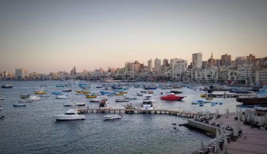 【エジプト】アレクサンドリア観光①:ヨーロピア~ンな街の歴史と名所のまとめ