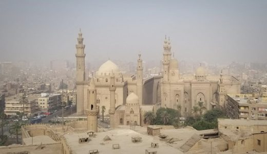 【エジプト】カイロ観光①:見どころのまとめ & 衝撃のタクシー