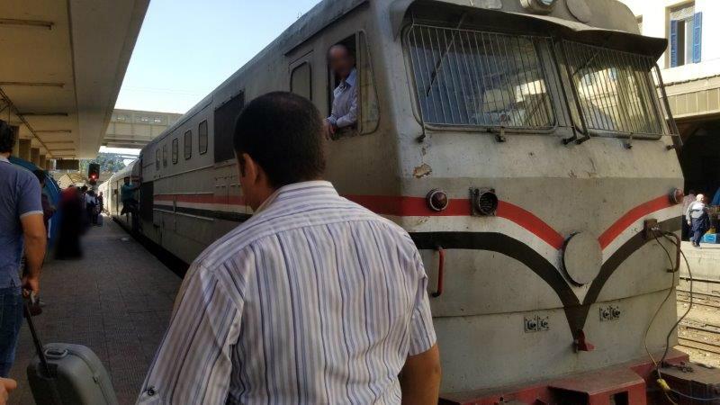 エジプト国鉄・カイロ~アレクサンドリア