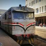 エジプト旅行・カイロ~アレクサンドリアで利用した国鉄
