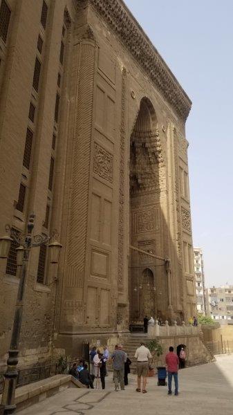カイロの巨大なモスク、カイロのガーマ・スルタン・ハサン