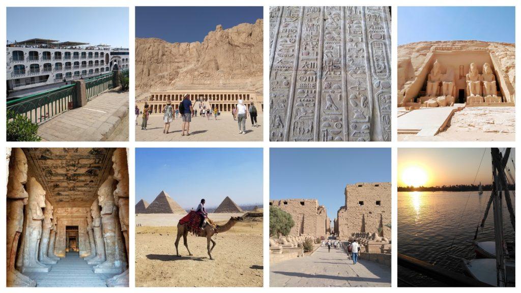 エジプトのオプショナルツアー。エジプトの観光ツアー。