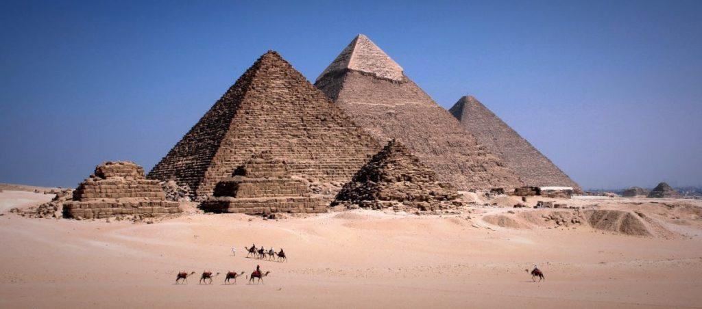 エジプト観光ルートまとめ