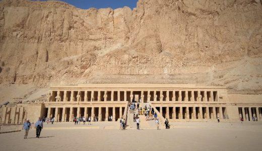 【エジプト】ルクソール観光:ナイル川クルーズツアーで巡る神秘の古代エジプト遺跡