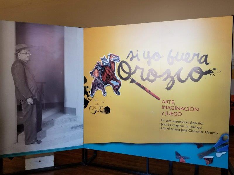 グアダラハラのオスピシオ・カバーニャス。オロスコ博物館。