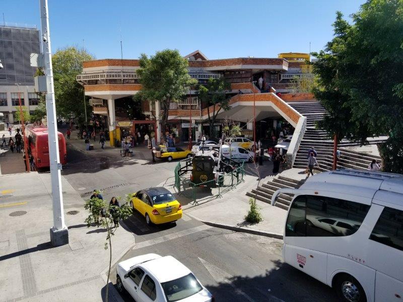 メキシコ・グアダラハラのリベルタ市場「Mercado Libertad」