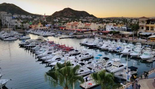 【メキシコ】カボ・サン・ルーカス観光:賑やかな港町でマリーンアクティビティーとナイトライフ☆