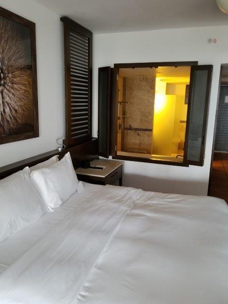 ハイアット・ジーヴァ・ロス・カボス。寝室。