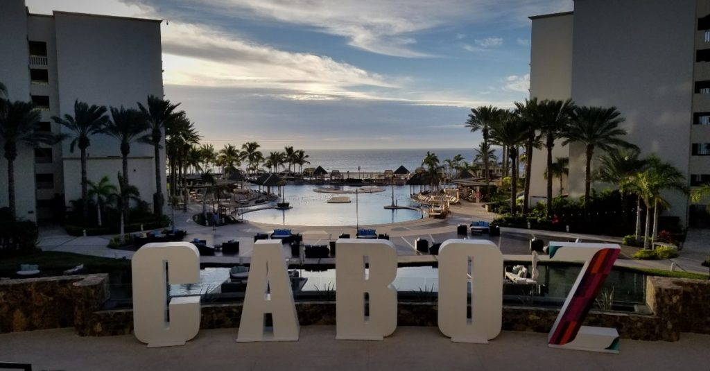 ハイアット・ジーヴァ・ロス・カボス。メキシコのオールインクルーシブのリゾートホテル。