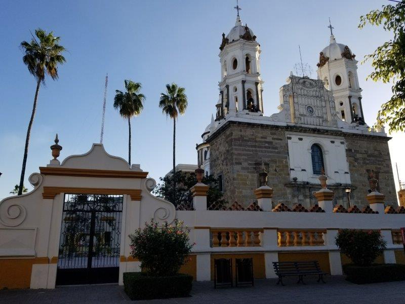 トラケパケのカトリック教会