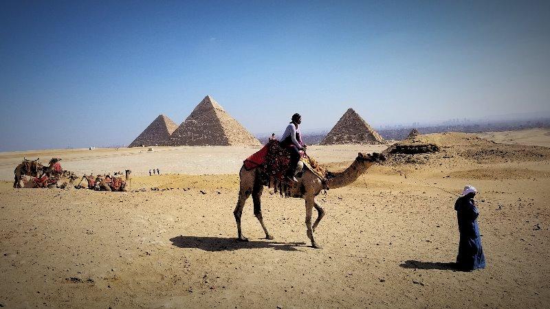2週間のエジプト旅行ブログまとめのページ
