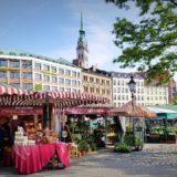 ミュンヘンの市場、ヴィクトアリエンマルクト