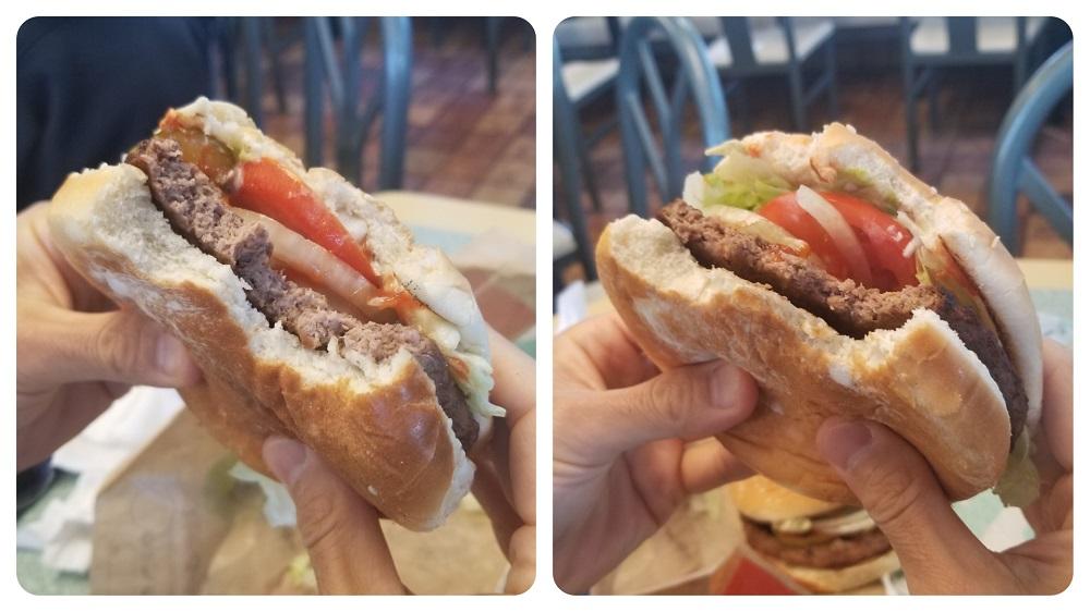 バーガーキングで人工肉のインポッシブル・バーガーを試食。