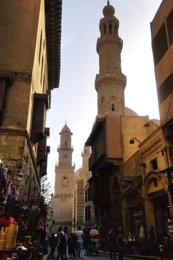 エジプト・カイロ・イスラム地区