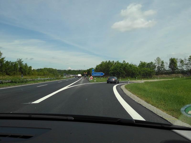 ドイツでレンタカー。ロマンチック街道のローテンブルクへ寄り道。