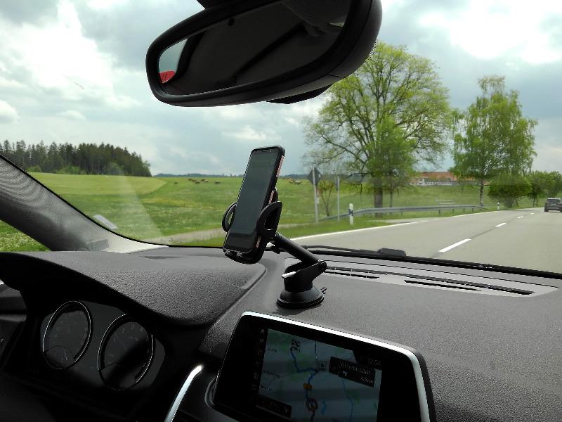 ドイツでレンタカー。GPSとGoogle Map。