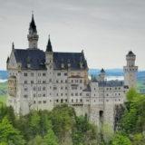 南ドイツ旅行。ノイシュバンシュタイン城。