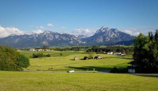 【ドイツ】絶景ドライブの旅☆レンタカーで巡るロマンティック街道・アルプス・ライン渓谷