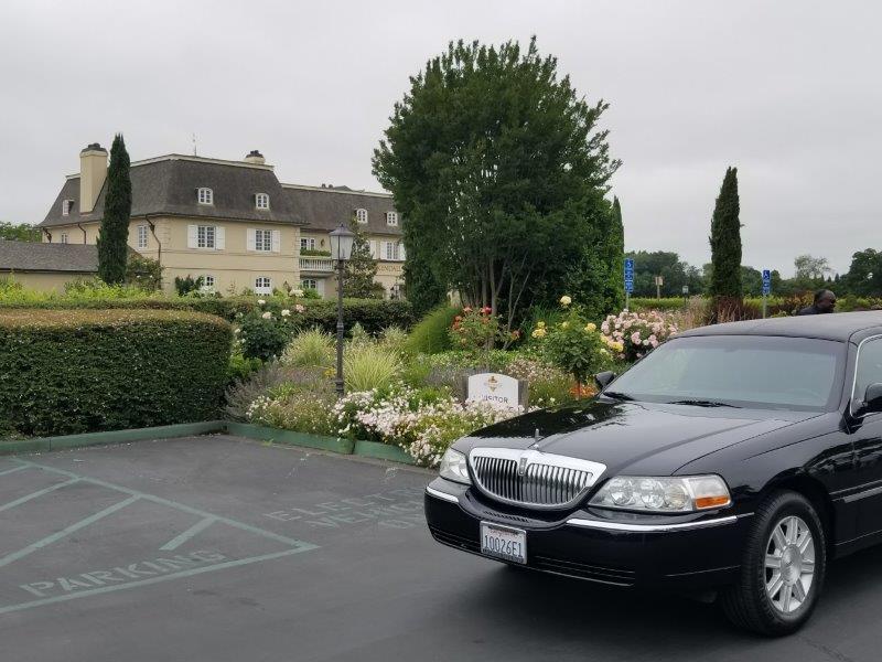 カリフォルニア・ソノマにあるケンダル・ジャクソンのワイナリー。(Kendall-Jackson Wine Estate & Gardens)