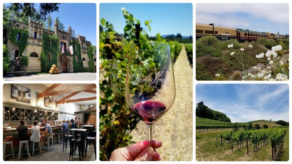 カリフォルニアのワイン旅行。ナパ・ソノマ観光とワイナリー。