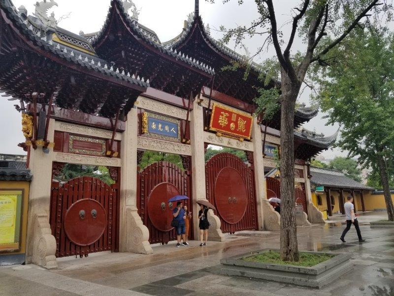 上海の龍華寺(りゅうかじ・龙华寺)