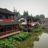 上海観光・上海近郊の水郷、七宝老街(チーバオラオジエ)(Qibao Old Street)
