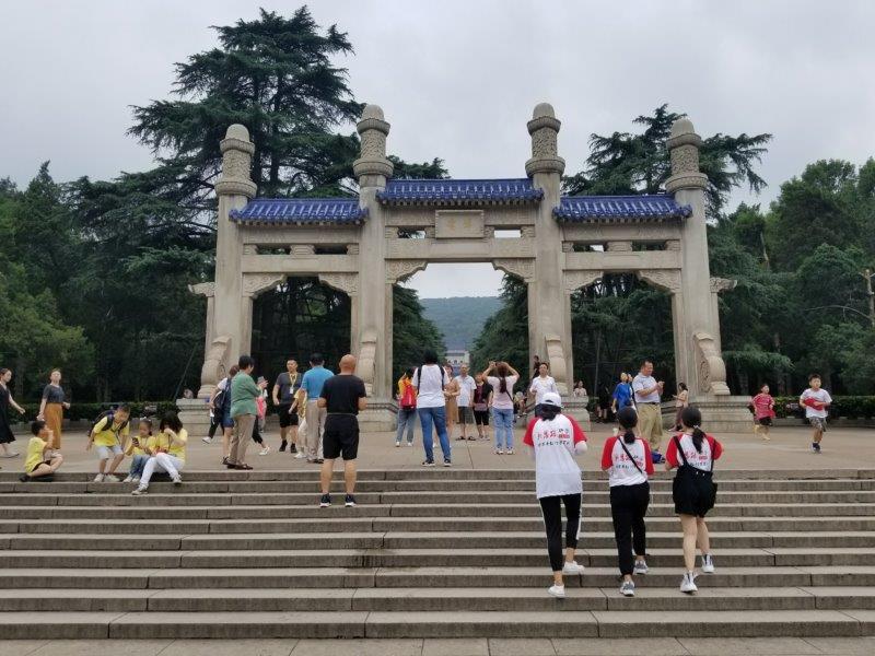 南京の中山陵