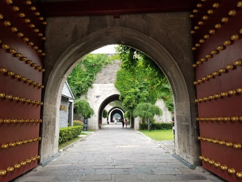 南京の中華門( 中华门)