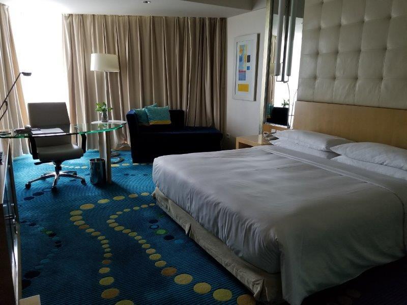 ルネッサンス 上海 豫園 ホテル 客室