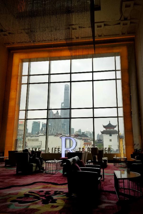 ルネッサンス 上海 豫園 ホテル