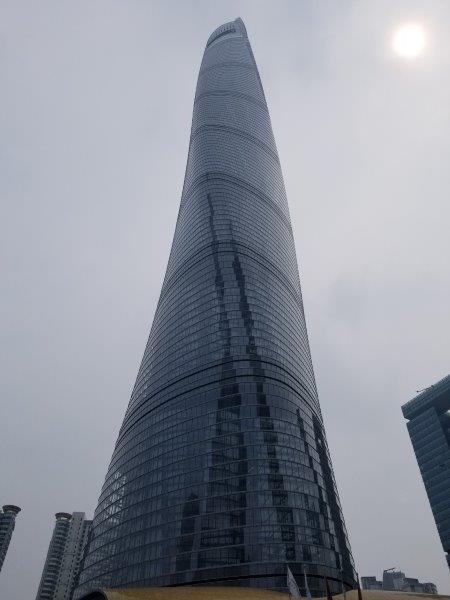 シャンハイタワー(上海中心大厦)