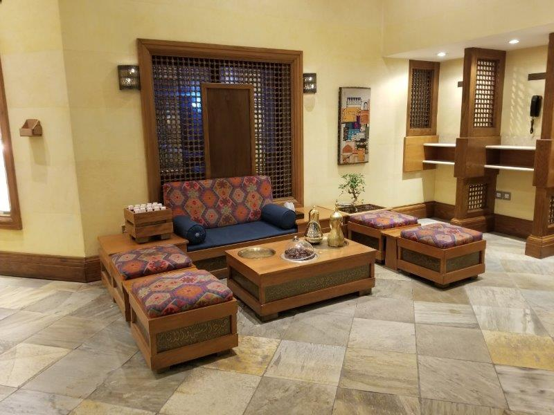 ヨルダンのインターコンチネンタルホテル・アンマン(InterContinental Amman)