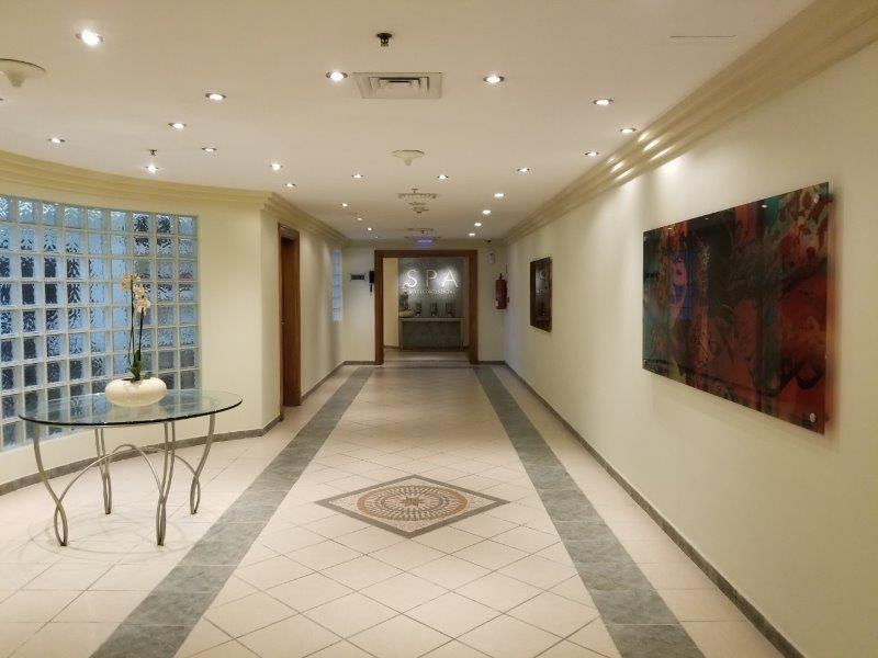 ヨルダンのインターコンチネンタルホテル・アンマン(InterContinental Amman)。スパ。。