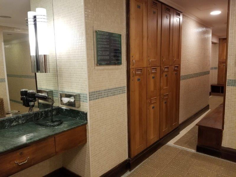 ヨルダンのインターコンチネンタルホテル・アンマン(InterContinental Amman)。スパ。