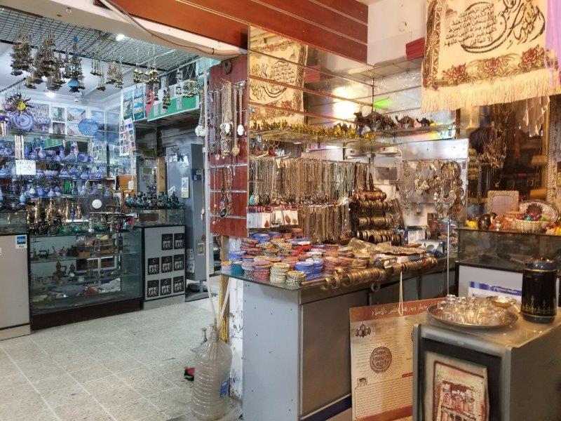 ヨルダンの首都アンマンの「キング・アブドゥッラー・モスク」