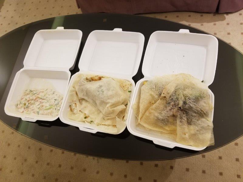 ヨルダン旅行。ペトラのアラブ料理レストラン「My Mom's Recipe Restaurant」