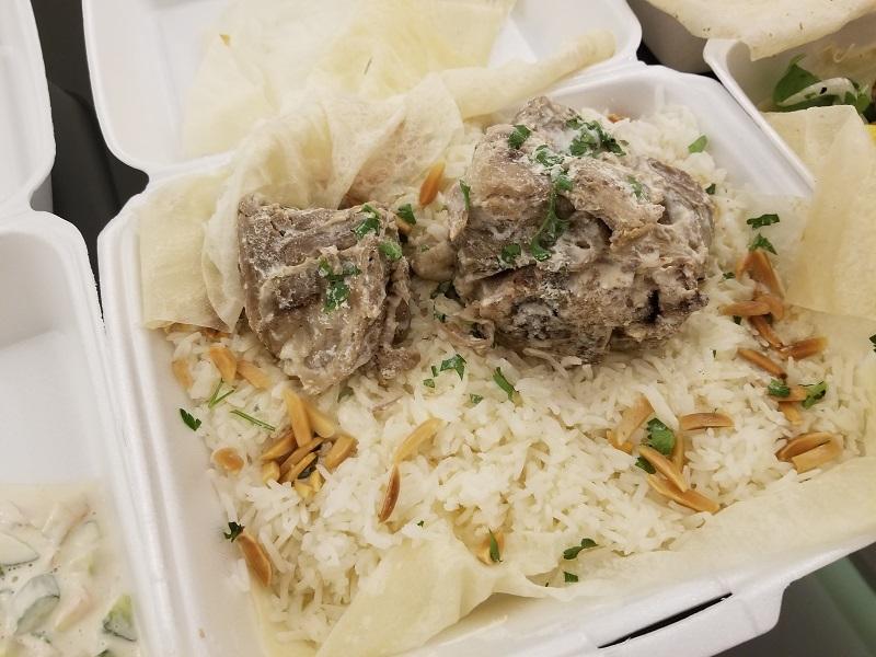 ヨルダン旅行。ペトラの中東料理レストラン「My Mom's Recipe Restaurant」