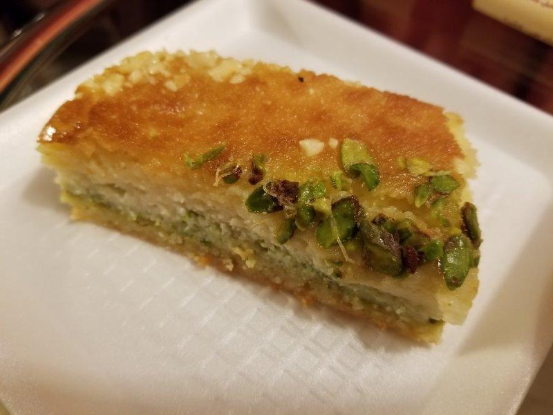アンマンのカナーフェのお菓子屋さん「Nafisa Sweets」