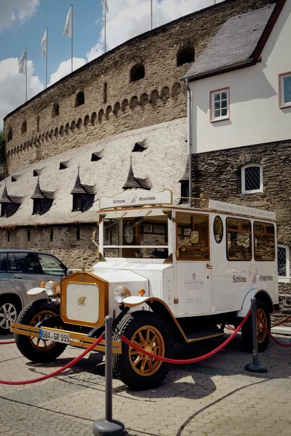 古城ホテル「ロマンティックホテル シュロスラインフェルス」