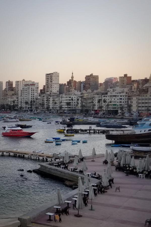 エジプト・アレキサンドリア観光