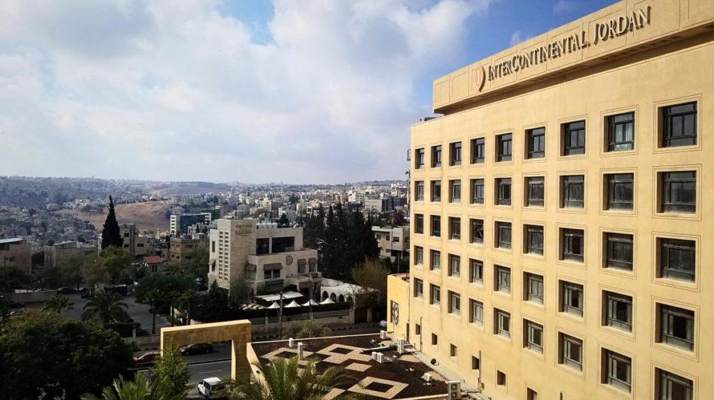 ヨルダン・アンマンのホテルレビュー
