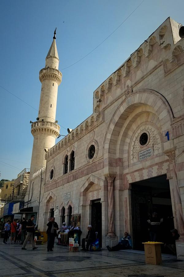 ヨルダンの首都アンマン観光