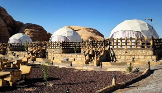 【ヨルダン】ペトラの砂漠でキャンプ体験☆ ~『セブン・ワンダーズ・キャンプ』のレビュー