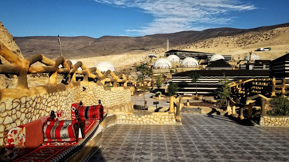 ヨルダンで砂漠宿泊体験ができる「Seven Wonders Camp(セブン・ワンダーズ・キャンプ)」
