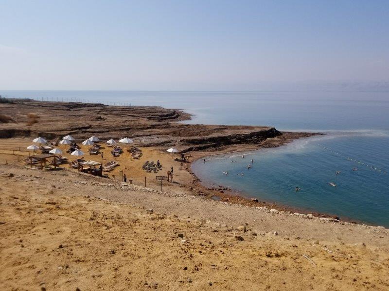 ヨルダンの死海リゾート。ケンピンスキー ホテル イシュタール デッド シー(Kempinski Hotel Ishtar Dead Sea)。