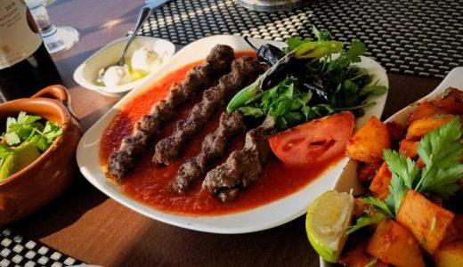 【ヨルダン】死海リゾートのグルメ ~中東料理のレストランレビュー☆