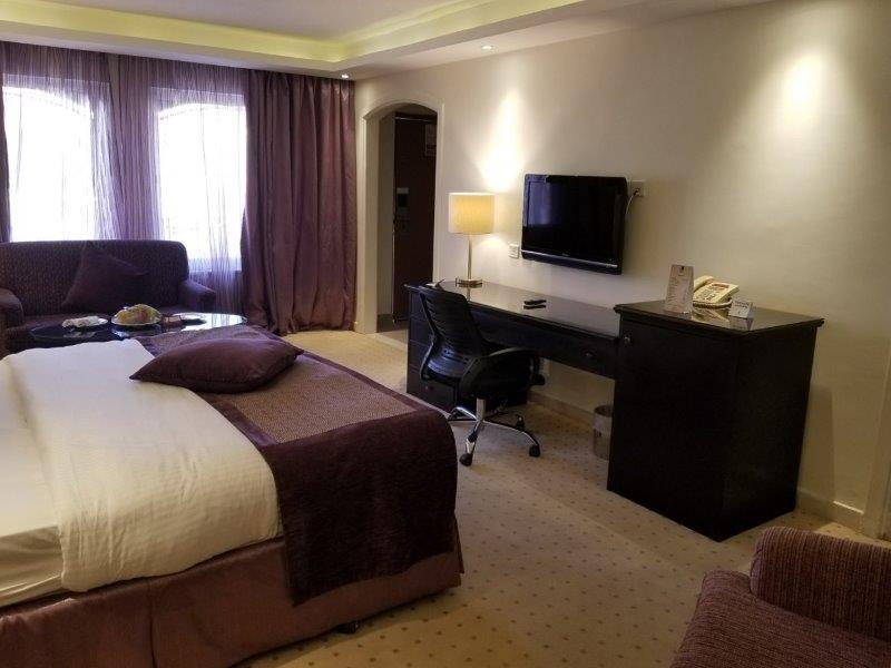 ヨルダン旅行・ペトラゲストハウスホテル