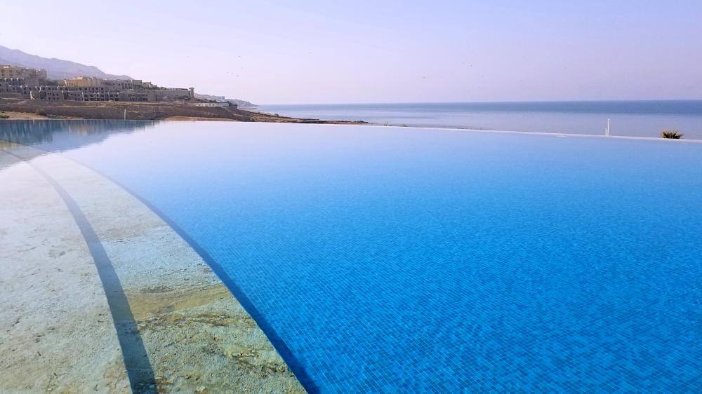 ヨルダン・死海の「ケンピンスキー・イシター・ホテル(Kempinski Hotel Ishtar Dead Sea )」